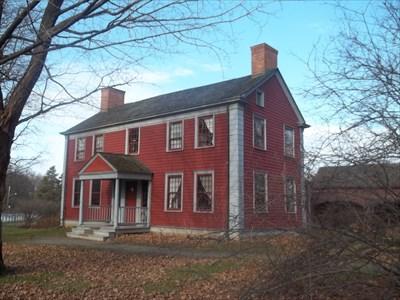 Stone-Tolan House