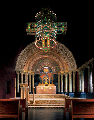 The Tiffany Chapel