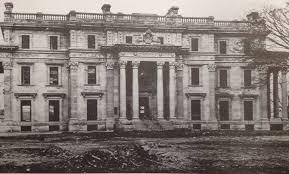 The Vanderbilt Mansion Shortly After Completion in 1900