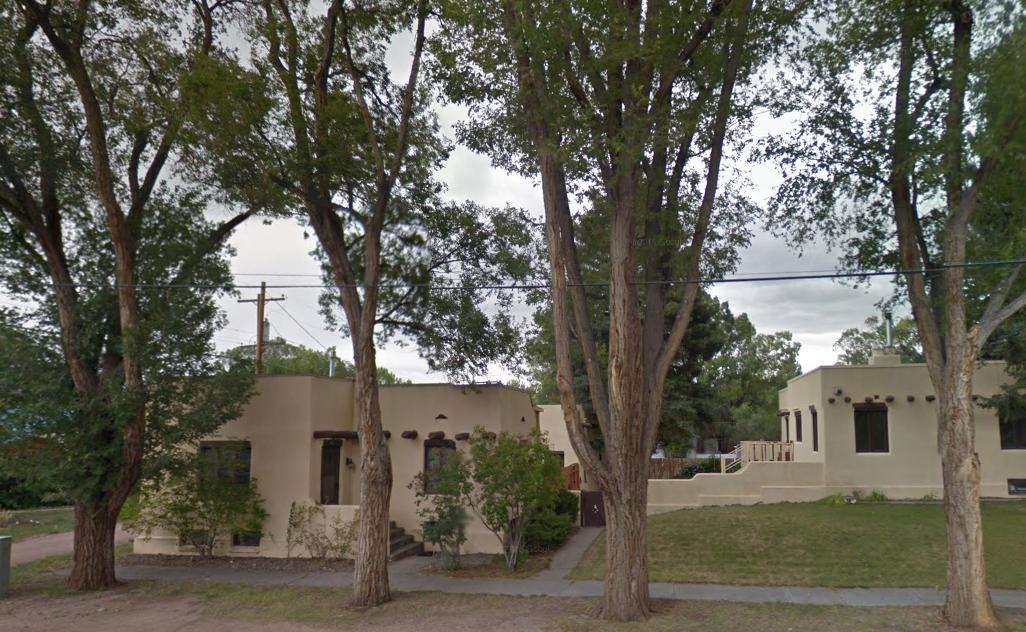 Saguache Ranger Residence