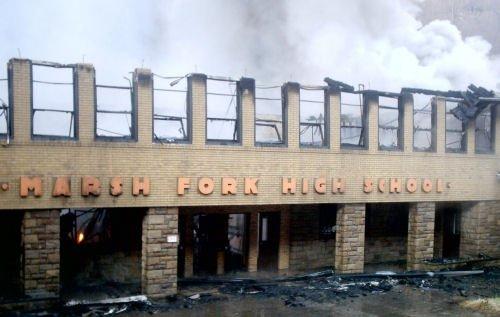 Fire in 2005