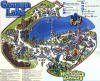 The First Park Map of the Cedar Fair ownership in 2004.