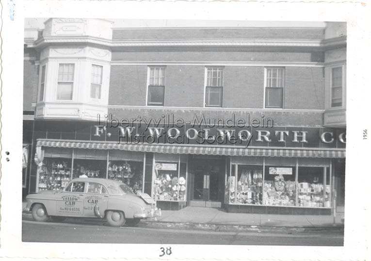 Woolworth's, 1956