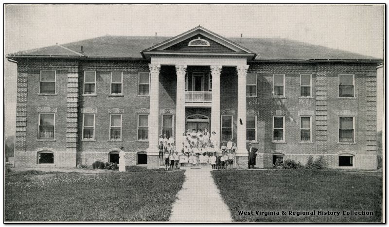 West Virginia Children's Home circa. 1912