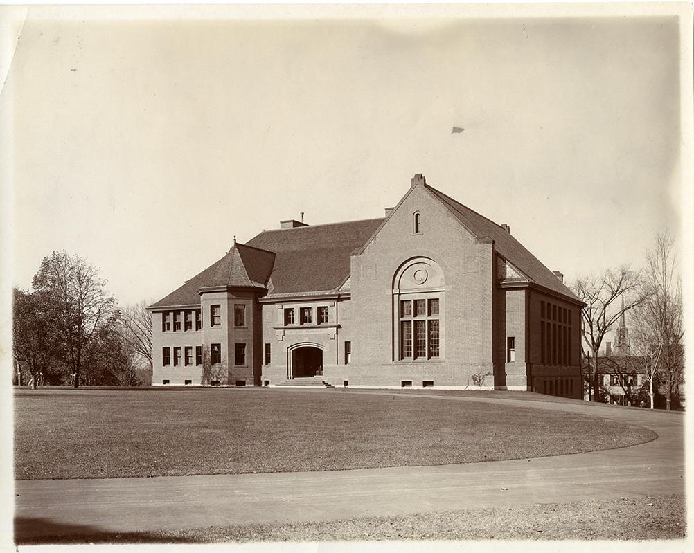 McKeen Hall