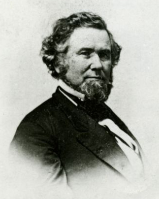 Francis H. Pierpont, Governor of the Restored (or Reorganized) Government of Virginia