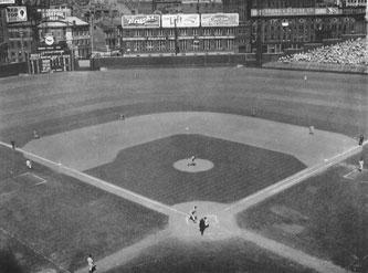 Picture of Crosley Field Before Parking Lots