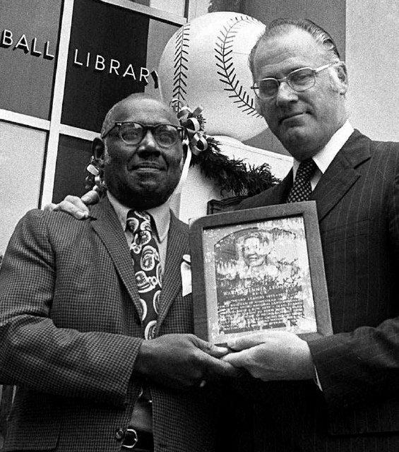 Buck Leonard Induction into the Baseball Hall of Fame