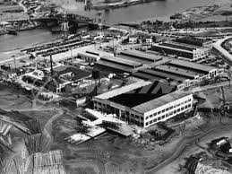 Boeing Plant 1 Aerial