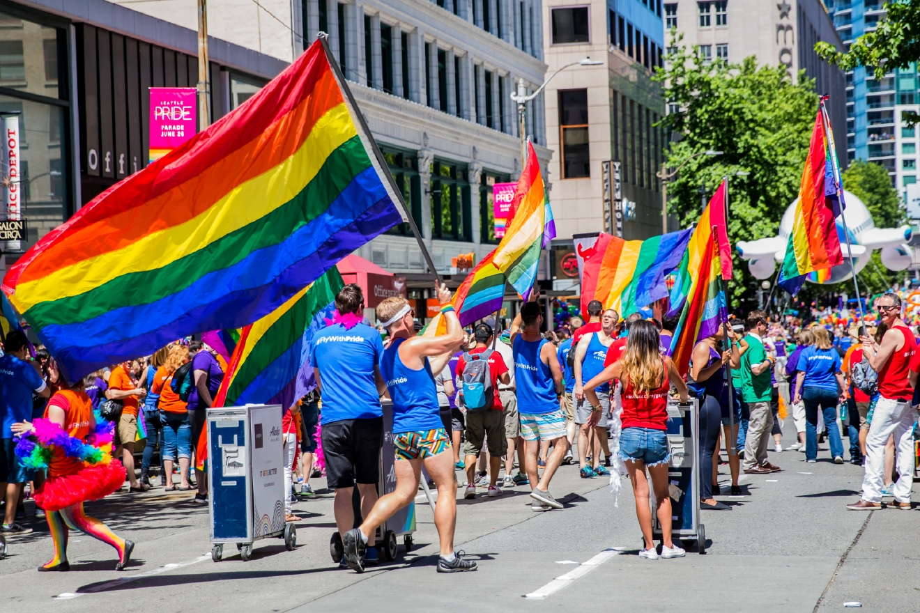 Seattle Pride, 2019