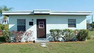Ft Pierce Home - Final Residence for Zora Neale Hurston