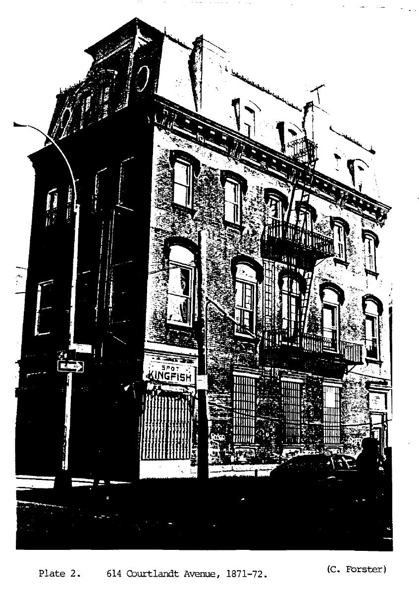 1871 (Image from Landmarks Preservation Commission/C. Forster)