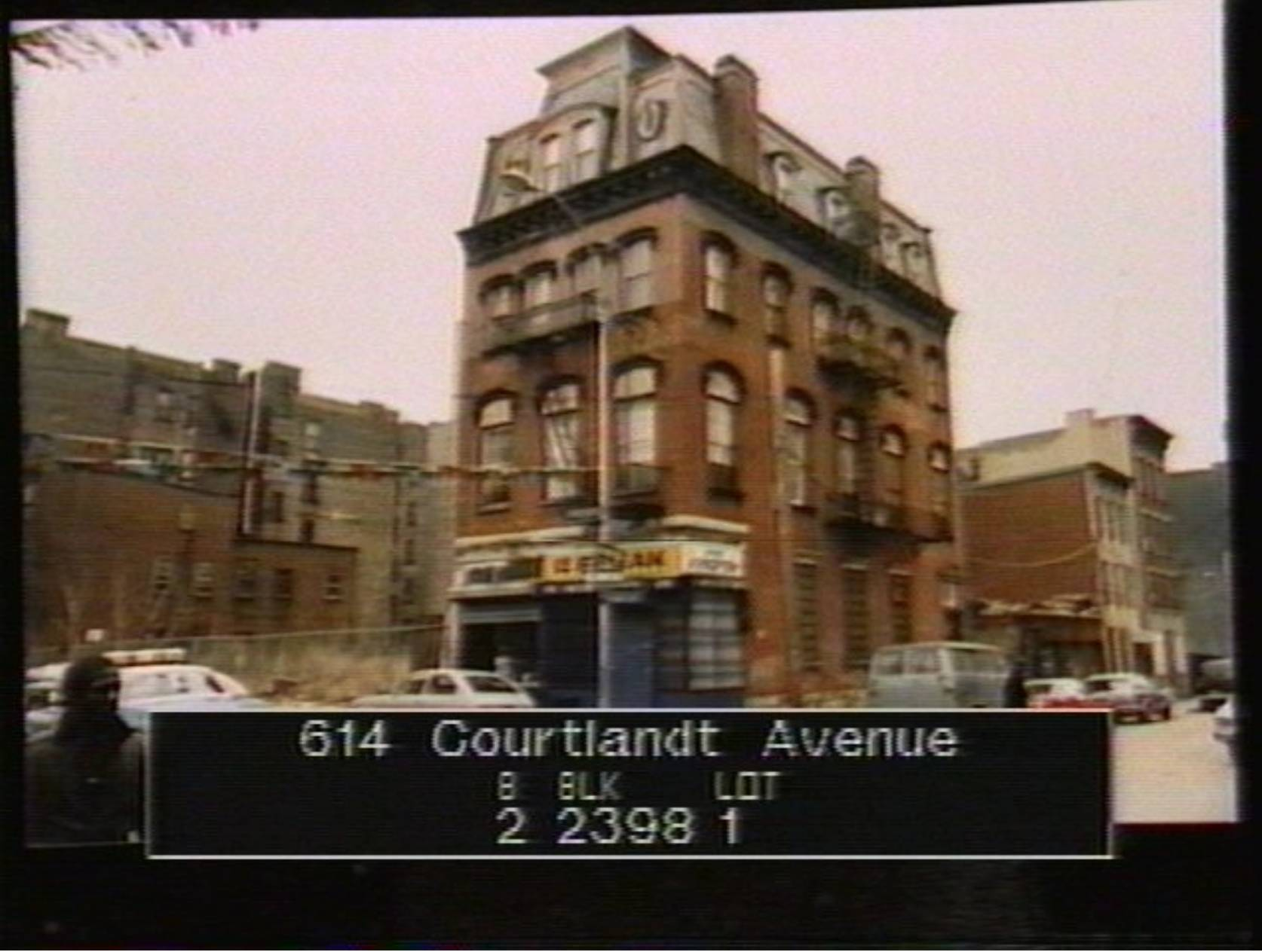 1983-1988 (Image from NYC Department of Records and Information Services)