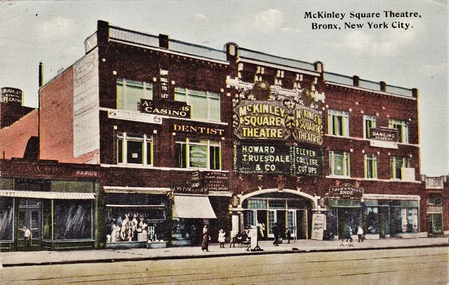 Mckinley Square Theater, 1920.