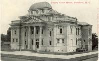 The 1908 County Courthouse