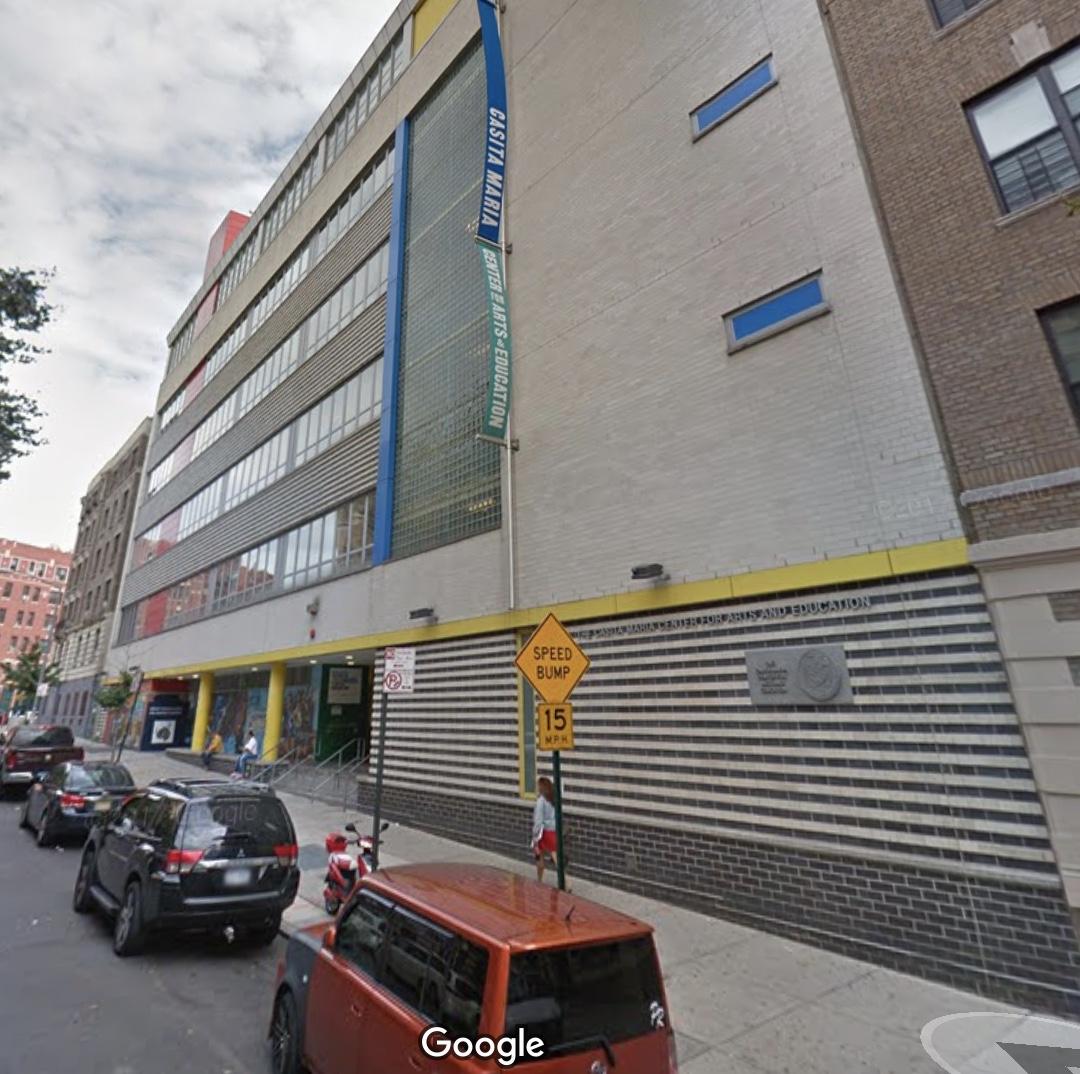 Casita Maria's current building (image: Google Maps)