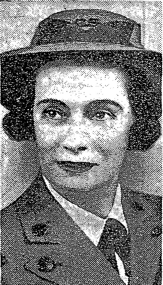 Elizabeth Ridder Sullivan, Co-founder of Casita Maria (image: the New York Times, Mar 24 1952, p. 7)