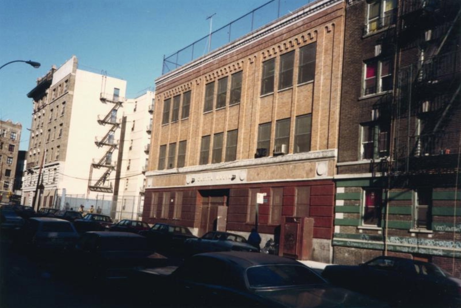 Casita Maria's original location on Simpson Street (image: bronxsynagogues.org)