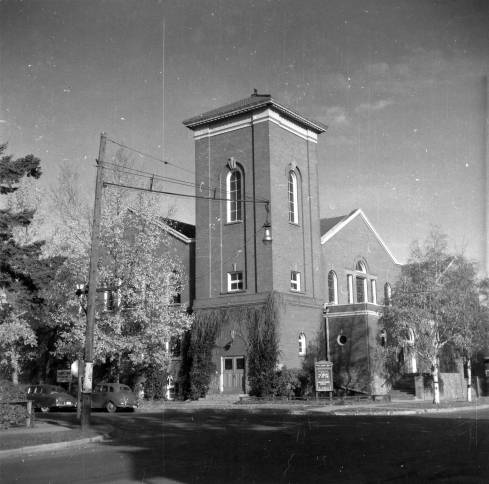 """Wesley United Church, 7th Street and 14 Avenue SW,"" aj_0034"