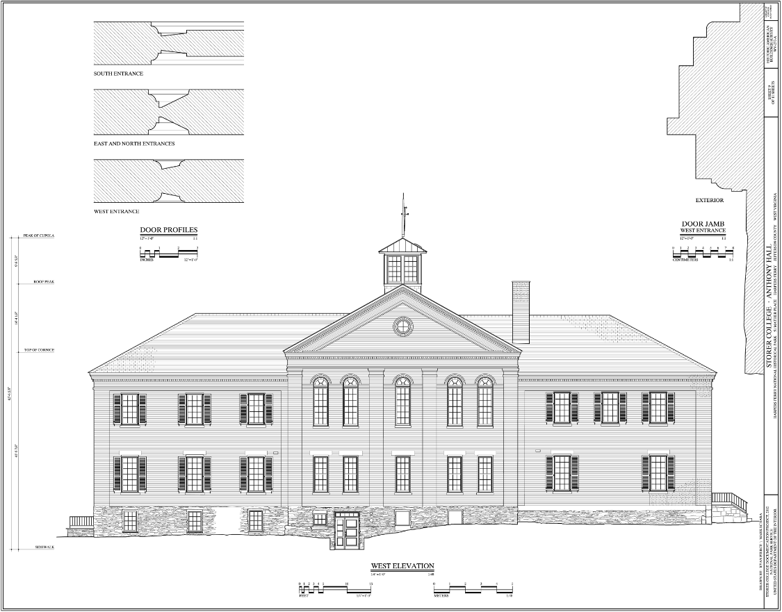 Building, Window, House, Rectangle