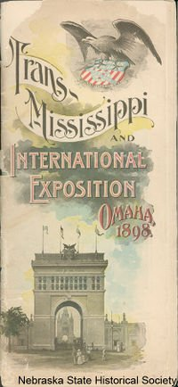 Cover of the fair program.