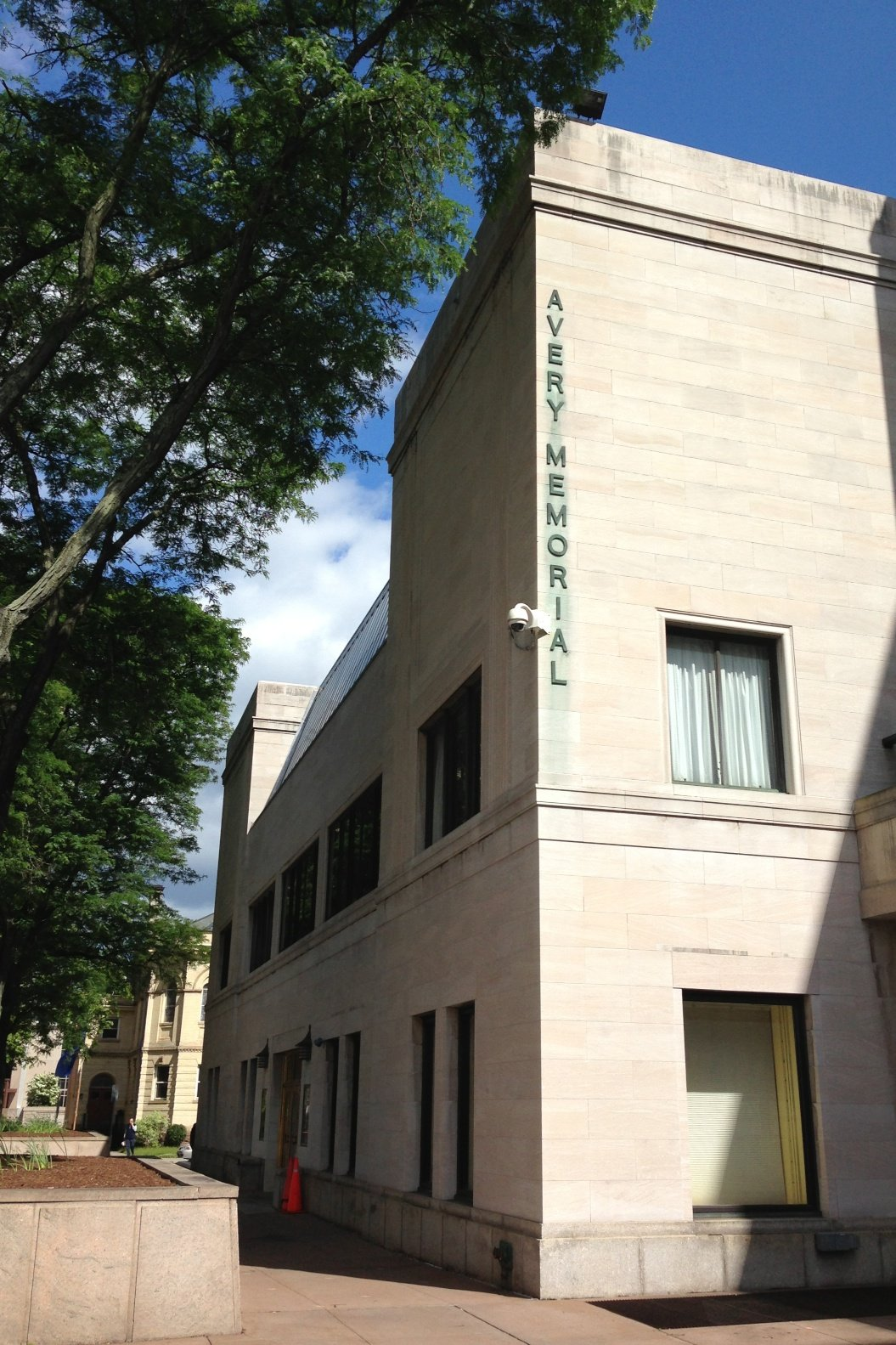 The Avery Building.