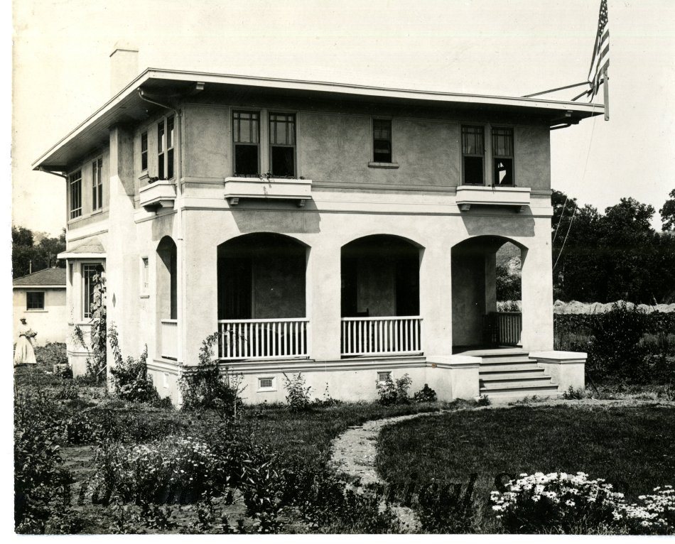 Marguerite A. Travis house at 6700 Atascadero Avenue. Ca. 1915