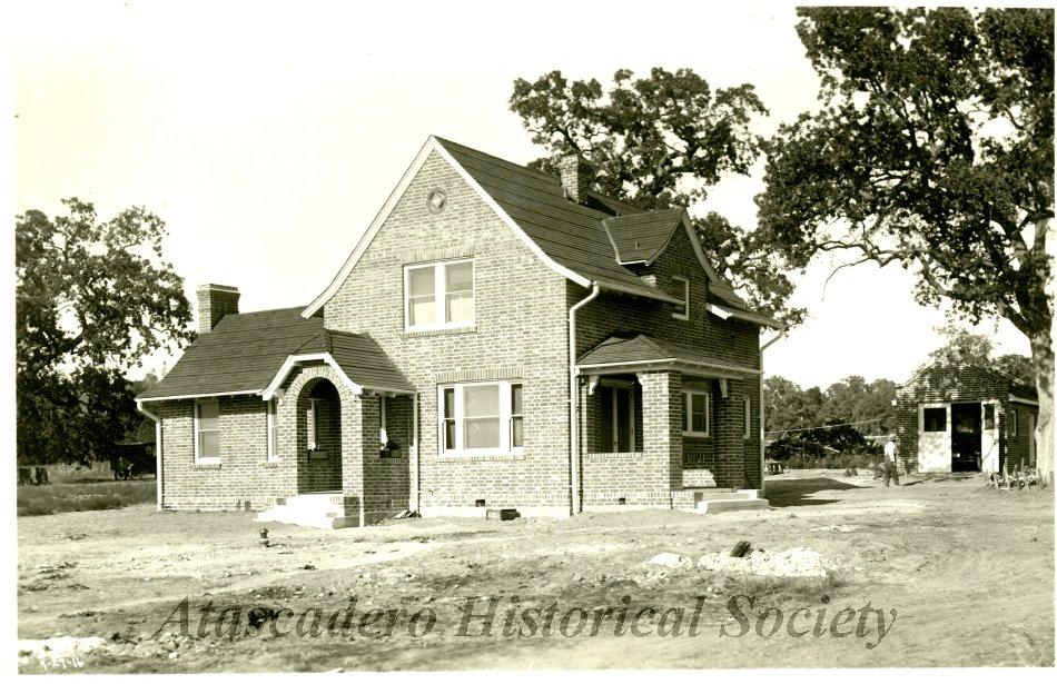 7905 El Camino Ca. 1917