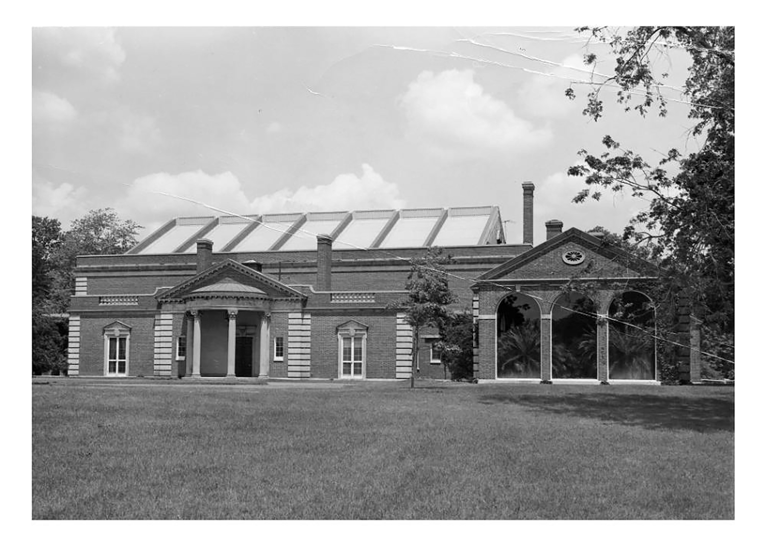Ruth Twombly's Playhouse build in 1920s on the Florham Estate
