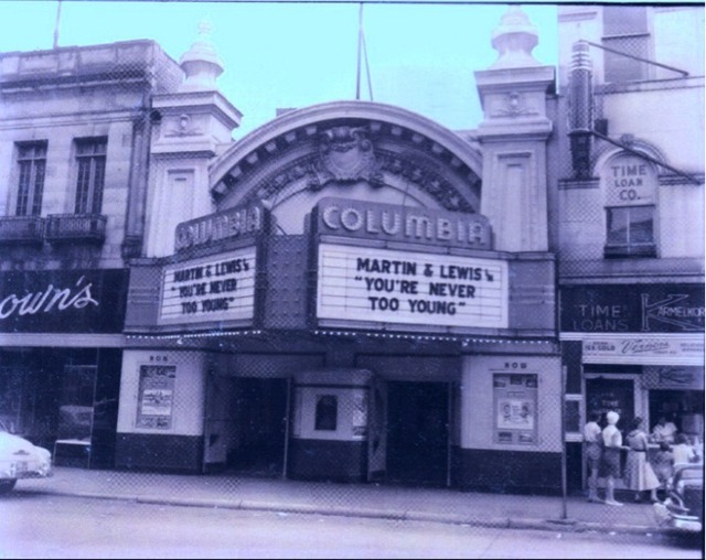 Another photo of the theater