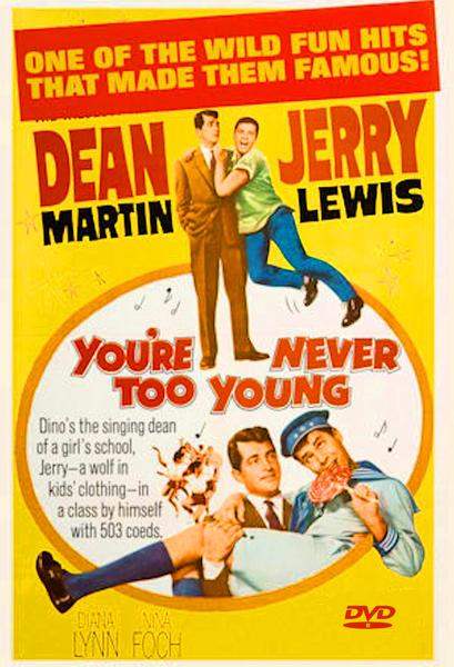 Many classic movies were shown in this theater such as You're Never Too Young (1955) starring Dean Martin & Jerry Lewis