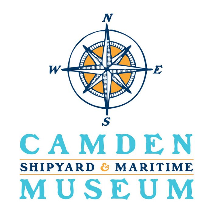 The Camden Shipyard and Maritime Museum was formally established in 2008, and spent years raising money and assembling artifacts before opening to the public. Image obtained from Coroflot.