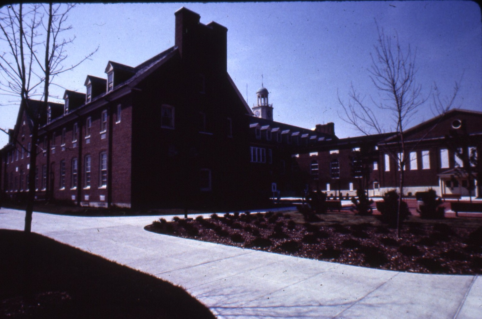 Holloway Hall, 1980s