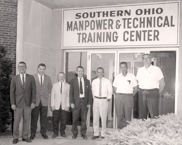 The Manpower & Technical Training Center, ca. the 1960s