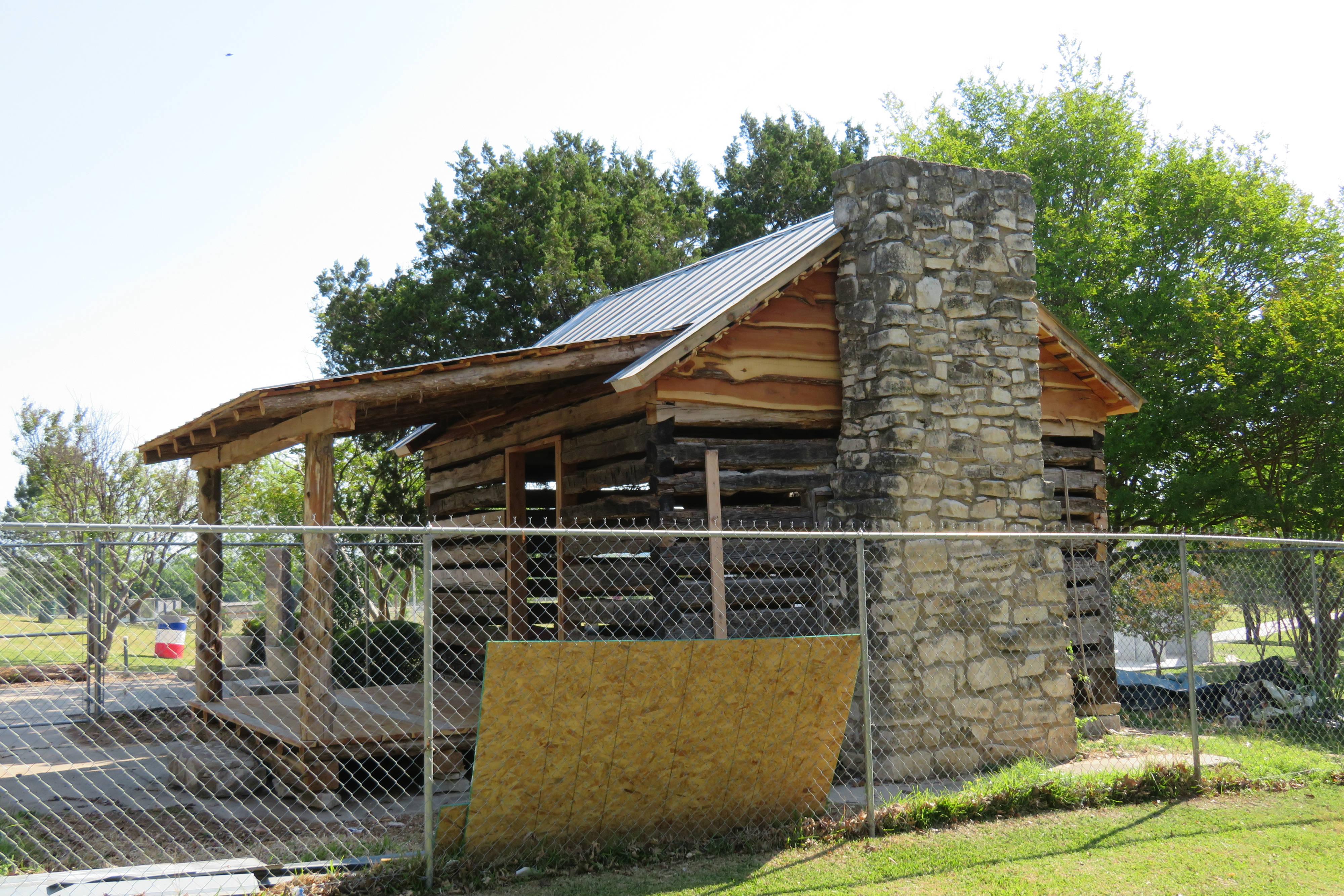 John C.G. Blackburn Cabin