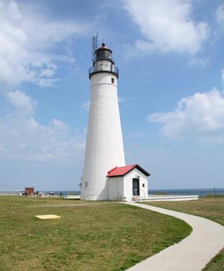 The Fort Gratiot Lighthouse