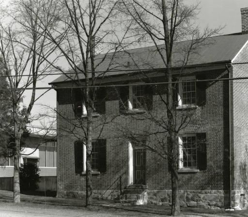 Former Davie County Jail - 1985