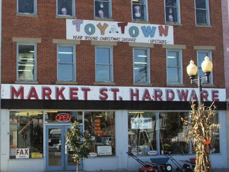 Market Street Hardwaer & ToyTown