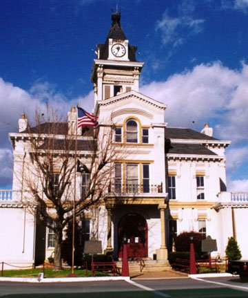 The Adair County Courthouse
