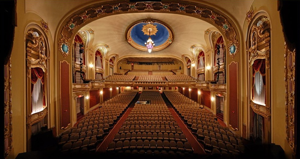 Missouri Theater, Columbia, Missouri