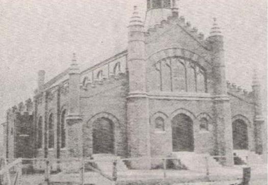 St. Jerome Church in 1912