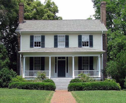 Nash-Hooper House now