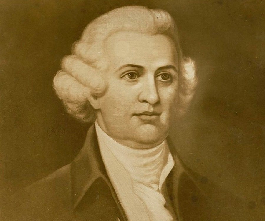 William Hooper: A patriotic leader of the American Revolution and one of the signers of the Declaration of Independence.