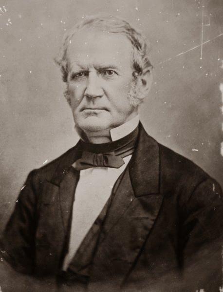 William Graham: Former North Carolina governor, United States secretary of the navy, and Confederate senator.