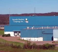 Speyside Bourbon Cooperage is located in the former Merillat Industries facility.