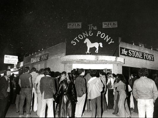The Stone Pony, 1976