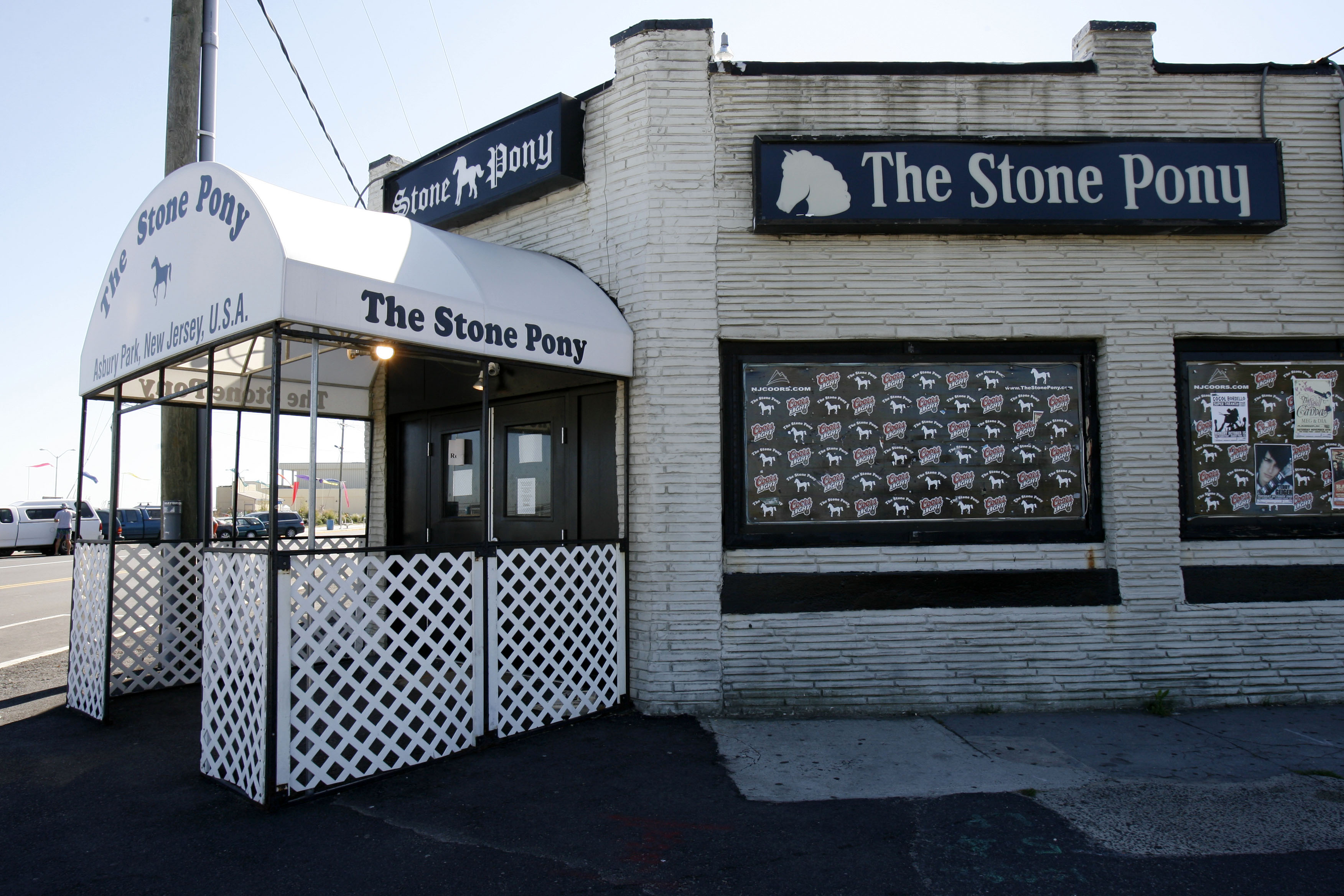 The Stone Pony Entrance, Present Day