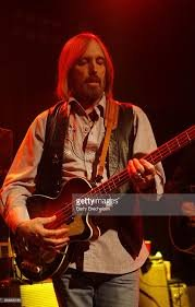 Tom Petty performing in the Troubadour