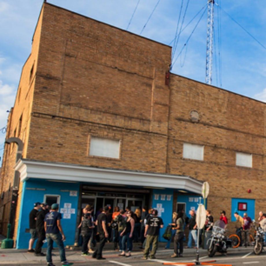 9:30 Club Entrance
