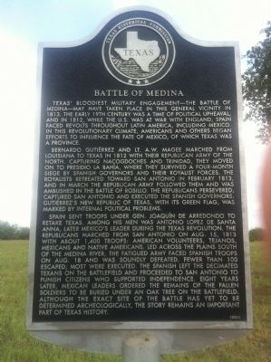 Battle Field Marker